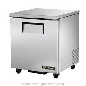 True TUC-27-HC Refrigerator, Undercounter, Reach-In