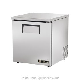 True TUC-27-LP-HC Refrigerator, Undercounter, Reach-In
