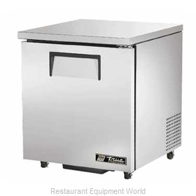 True TUC-27F-HC-ADA Freezer, Undercounter, Reach-In