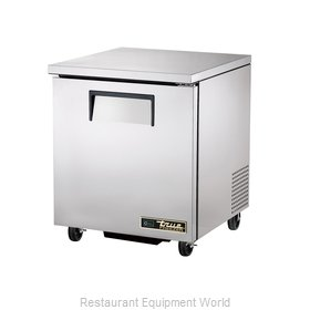 True TUC-27F-HC Freezer, Undercounter, Reach-In