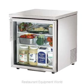 True TUC-27G-LP-HC-LD Refrigerator, Undercounter, Reach-In