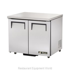 True TUC-36-ADA Refrigerator, Undercounter, Reach-In