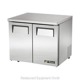 True TUC-36-LP-HC Refrigerator, Undercounter, Reach-In