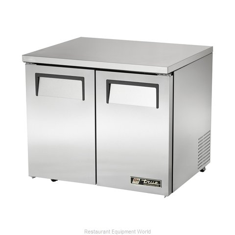 True TUC-36-LP Refrigerator, Undercounter, Reach-In