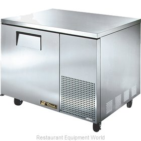 True TUC-44F-HD Freezer, Undercounter, Reach-In