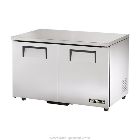 True TUC-48-ADA Reach-in Undercounter Refrigerator 2 section