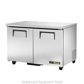 True TUC-48-HC Refrigerator, Undercounter, Reach-In
