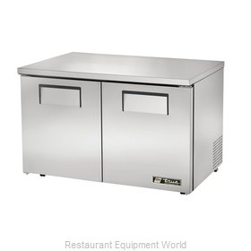 True TUC-48-LP Reach-in Undercounter Refrigerator 2 section
