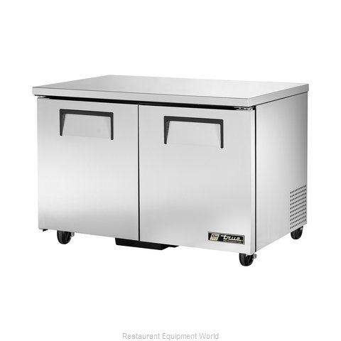 True TUC-48 Undercounter Refrigerator - 12 cu ft (Magnified)