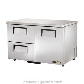 True TUC-48D-2-ADA-HC Refrigerator, Undercounter, Reach-In