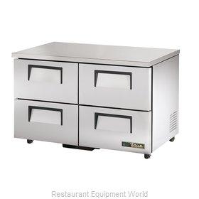 True TUC-48D-4-ADA-HC Refrigerator, Undercounter, Reach-In