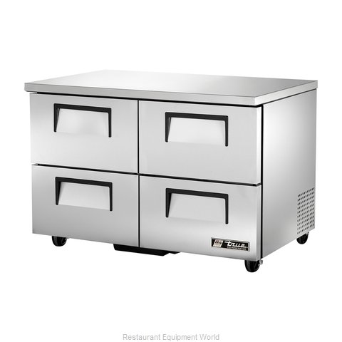 True TUC-48D-4 Undercounter Refrigerator (Magnified)