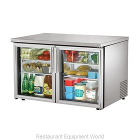 True TUC-48G-LP-HC-LD Refrigerator, Undercounter, Reach-In