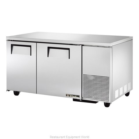 True TUC-60-32 Undercounter Refrigerator (Magnified)