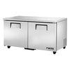 True TUC-60-HC Refrigerator, Undercounter, Reach-In