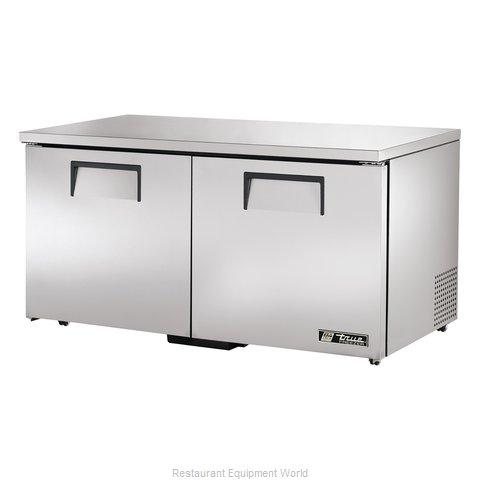 True TUC-60F-LP-HC Freezer, Undercounter, Reach-In
