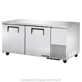 True TUC-67 Refrigerator, Undercounter, Reach-In