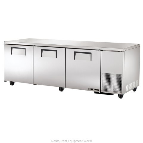True TUC-93 Refrigerator, Undercounter, Reach-In