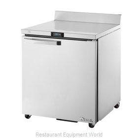 True TWT-27-ADA-HC~SPEC1 Refrigerated Counter, Work Top
