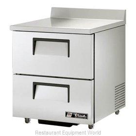 True TWT-27D-2-ADA-HC Refrigerated Counter, Work Top
