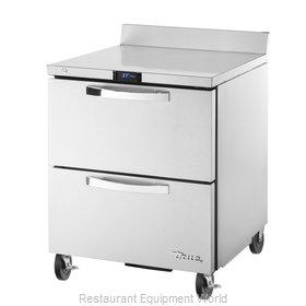 True TWT-27D-2-HC~SPEC1 Refrigerated Counter, Work Top