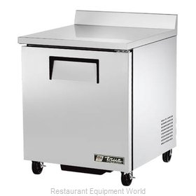True TWT-27F-HC Freezer Counter, Work Top