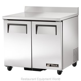 True TWT-36-HC Refrigerated Counter, Work Top