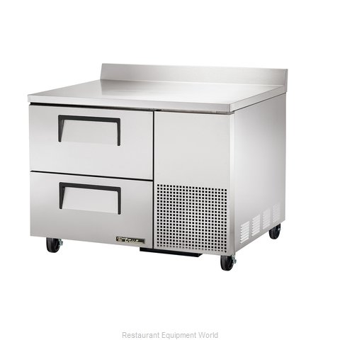 True TWT-44D-2 Refrigerated Counter Work Top