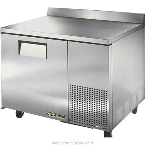 True TWT-44F-HD Freezer Counter, Work Top (Magnified)