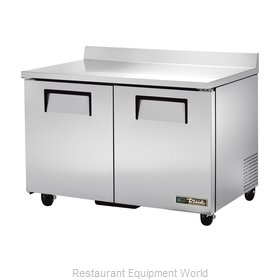 True TWT-48-HC Refrigerated Counter, Work Top