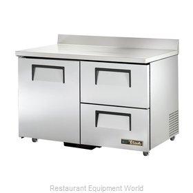 True TWT-48D-2-ADA-HC Refrigerated Counter, Work Top