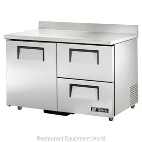 True TWT-48D-2-ADA Refrigerated Counter Work Top