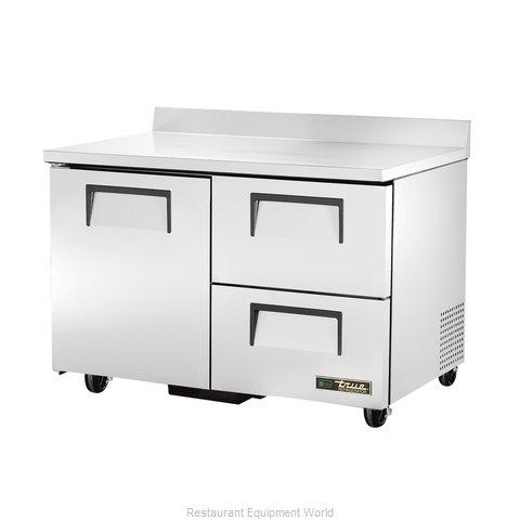 True TWT-48D-2-HC Refrigerated Counter, Work Top