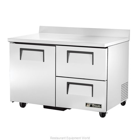 True TWT-48D-2 Refrigerated Counter Work Top
