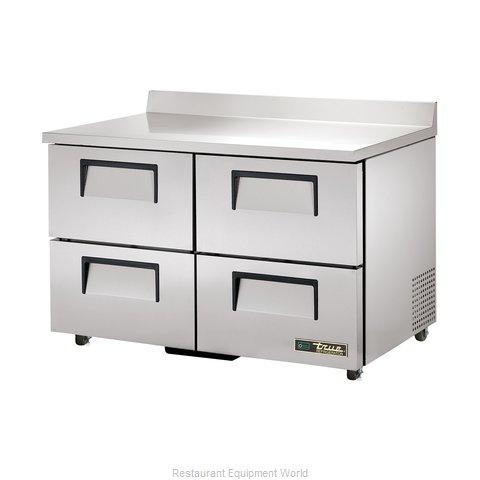 True TWT-48D-4-ADA-HC Refrigerated Counter, Work Top
