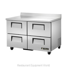 True TWT-48D-4 Worktop Unit