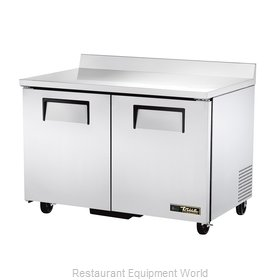 True TWT-48F-HC Freezer Counter, Work Top