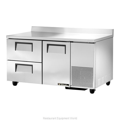 True TWT-60-32D-2 Refrigerated Counter, Work Top