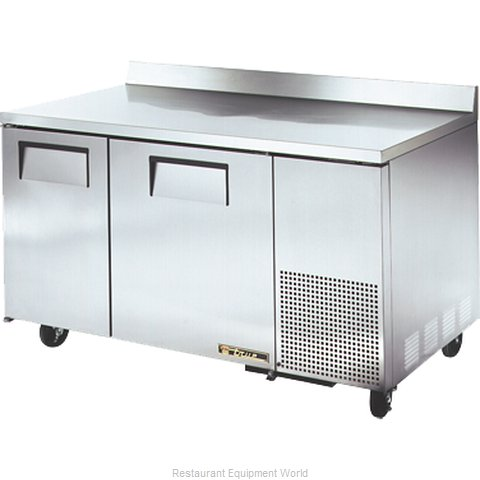 True TWT-60-32F-HD Freezer Counter, Work Top