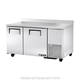 True TWT-60-32F Freezer Counter, Work Top
