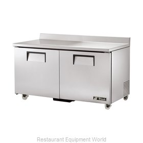 True TWT-60-ADA-HC Refrigerated Counter, Work Top