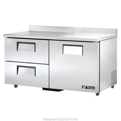 True TWT-60D-2-ADA Refrigerated Counter Work Top