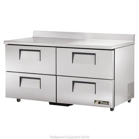 True TWT-60D-4-ADA-HC Refrigerated Counter, Work Top