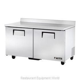 True TWT-60F-HC Freezer Counter, Work Top