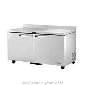 True TWT-60F-HC~SPEC1 Freezer Counter, Work Top