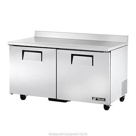 True TWT-60F 15 Cu Ft Work Top Freezer