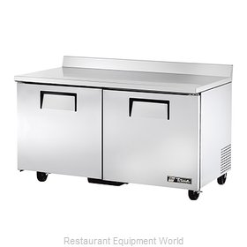 True TWT-60F Freezer Counter, Work Top