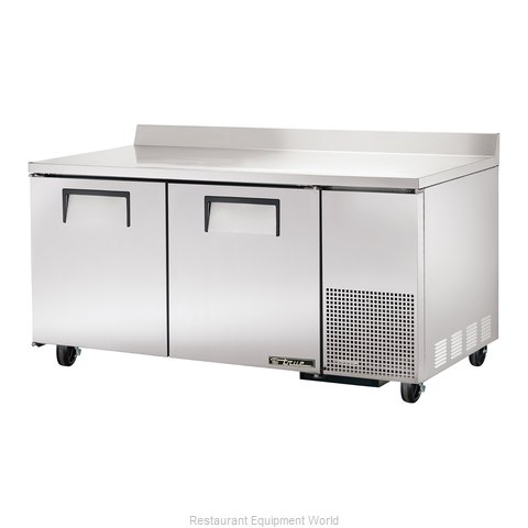 True TWT-67 Refrigerated Counter, Work Top
