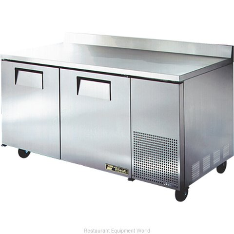 True TWT-67F-HD Freezer Counter, Work Top