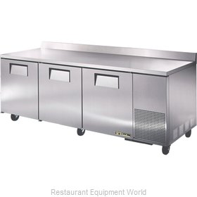 True TWT-93-HD Refrigerated Counter, Work Top